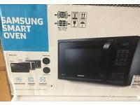 Samsung Smart microwave oven NEW