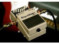 Boss GE-7 Graphic Equalizer Pedal [Mint Condition]