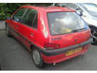 Peugeot 106 xt 1.1