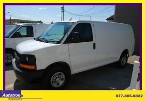 2015 Chevrolet Express 2500 NO WINDOWS LOADED