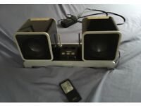 Griffin iPod and wireless speaker dock