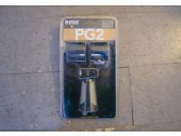 Rode PG2 Pistol Grip for NTG2 / NTG3