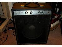 1970S TEISCO K-850 BASS AMP