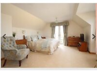 Country location 4 bedroom property