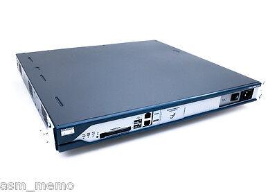 Cisco 2811 Router IOS 15.1(3)T4 CME 8.5 CCENT CCNA CCVP CCIE CCSP LAB 512D/256F
