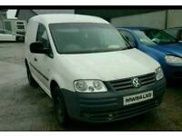 Vw caddy 2008 1.9tdi #BREAKING FOR PARTS