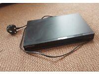 Samsung DVD player (USB connectivity)