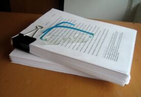 Proofreading and Editing for Students