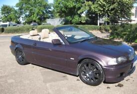 BMW 318ci convertible 143hp