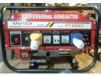 6.5 HP Petrol Generator