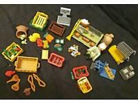 Playmobil - rubbish lorry set