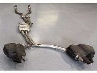 Used OEM Sports Exhaust for Audi S5 / RS5 (2008-12) For Sale
