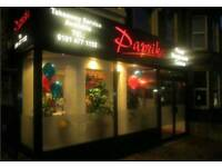 Popular licenced restaurant