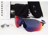 Oakley EVZero Range With +Red Iridium lens Sunglasses. Brand new, never worn.