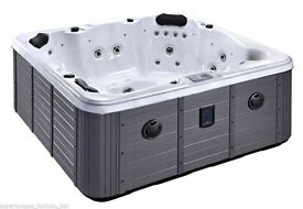 Brand New Miami Spas - Refresh Hot Tub Music! LED Lights cover and steps - 0% Finance available
