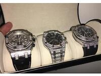Brand new diamond Swiss Audemars Piguet not rolex cartier hublot richard mille