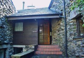 2 bedroomed unfurnished cottage to let on long term rental