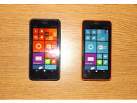 Nokia 630 Windows Smartphone. Excellent/As new condition .....x 2..... £35 each