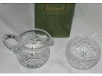 Harrods jug & bowl