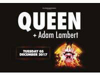 Queen & Adam Lambert Tickets - Nottingham