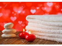 Friendly Masseuse invites you to relax your body, tension or pain after a long hard day