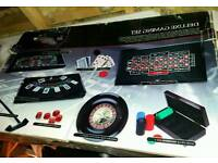 Deluxe gaming set