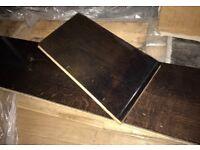 Dark Oak Wood Flooring (approx 45sqm)