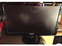 "Philips 23"" monitor with sound. 234EL2SB"