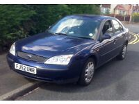 2003 FORD MONDEO 1.8 LX