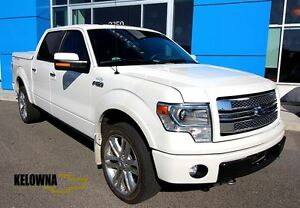 2014 Ford F-150 Limited 6.2L | Bluetooth | No Accidents | Only 2