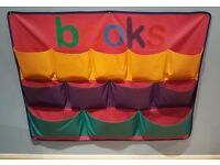 Wall Hanging Book storage 120cm x 93cm