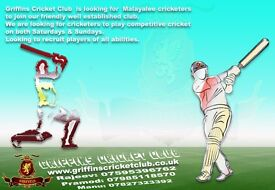 Malayalee Cricketers