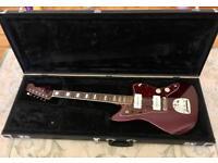 2014 Fender 'Troy Van Leeuwen' Jazzmaster w/ Original Case - Mint Condition