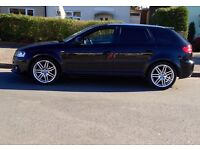 Audi A3 s line sportback
