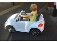 vw kids car