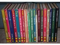 REDUCED - 73 books Haynes Workshop Car Manuals Massive Job Lot 1960 to 2000 Instructions DIY How To