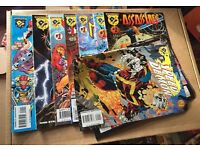 Pile Of Comics - Marvel, DC, Amalgam, Aliens, Predator, Mask, X-Men, Shi ...