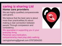Caring iz sharing Ltd