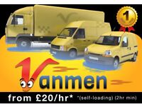 Only between London and Bristol! Man and Van House Removals Hire