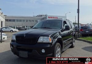 2005 Lincoln Aviator Luxury  AS-IS SUPER SAVER 