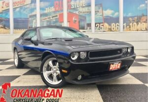 2012 Dodge Challenger R/T AUTO | 372 HP | Navigation | Leather