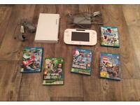 Wii U And 5 Wii U Games