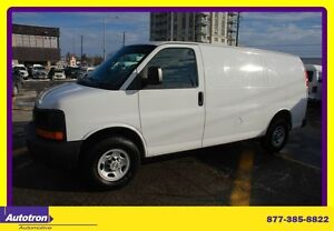 2009 Chevrolet Express 3500 BACK SAFETY WINDOWS ONLY