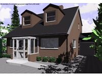 Extension Design and Drawing services - October offer £375.00 Inc 2 visits (In Hants)