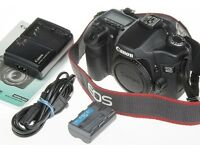 Reduced !!!! Canon EOS 40D DSLR Camera With lots accessories