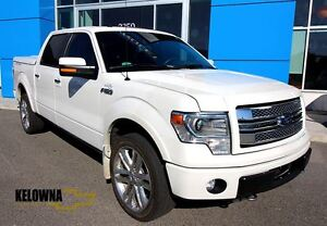 2014 Ford F-150 Limited 6.2L   Bluetooth   No Accidents!