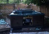 $110 HOT TUB WINTERIZE SPECIAL THIS WEEKEND ONLY! HOT TUB REPAIR