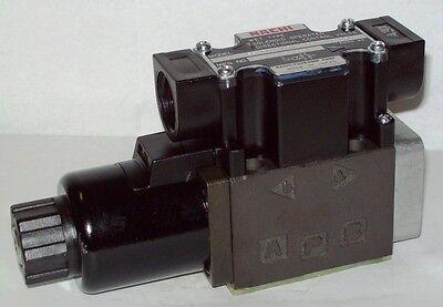 D03 4 Way 42 Hydraulic Solenoid Valve Iw Vickers Dg4v-3-2a-wl-g 12 Vdc