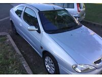 FOR SALE RENAULT MEGANE COUPE
