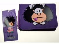 Wholesale Joblot Official Mafalda Purse Pack of 24 only £2.00 each ABSOLUTE BARGAIN MUST GO